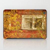 Window to the Past iPad Case