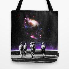 Explore The Unknown Tote Bag