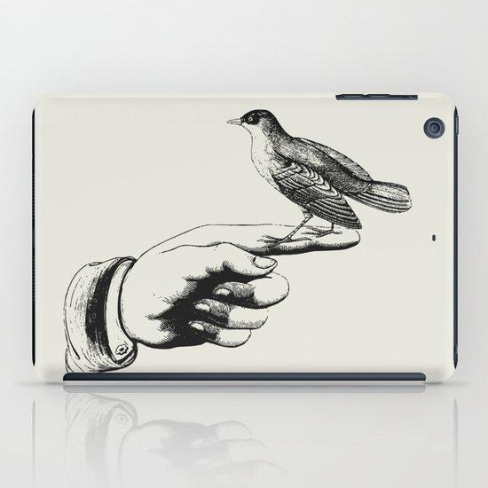 Bird in the Hand iPad Case