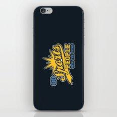 Win Something iPhone & iPod Skin