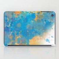 Blue Invasion  iPad Case