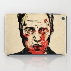 Walken Dead iPad Case