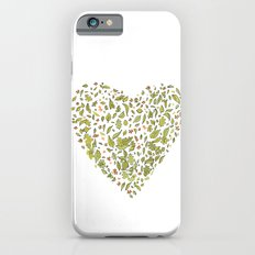 Nature heart iPhone 6 Slim Case