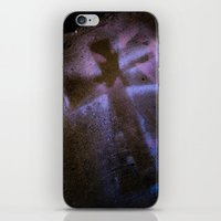 At The Cross iPhone & iPod Skin