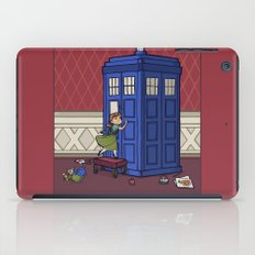Who wants to Build a Snowman? iPad Case