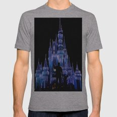 Magical Mens Fitted Tee Athletic Grey SMALL