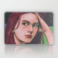 Claire D. Laptop & iPad Skin