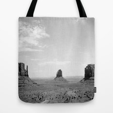 Monument Valley // Three Sisters Tote Bag