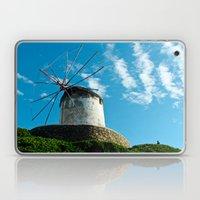 Old Windmill Laptop & iPad Skin