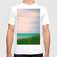 The Sea, The Sea Mens Fitted Tee White SMALL