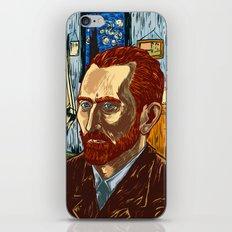 Van Gogh iPhone & iPod Skin