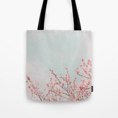 Waving in the Sky Tote Bag