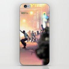 Napoleon Riot iPhone & iPod Skin