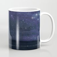 The Fabric of Space and the Boundary of Knowledge Mug