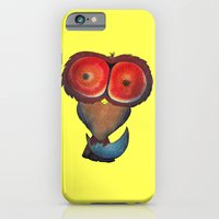 iPhone & iPod Case featuring Night Owl #2 by AKABETSY