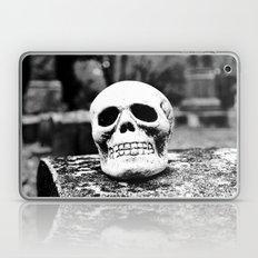 Graveyard horror Laptop & iPad Skin
