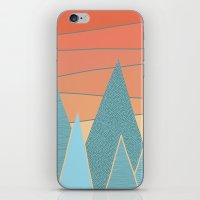 Sunset II iPhone & iPod Skin