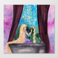 I Have A Dream Canvas Print