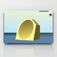 Mirror on the Wall iPad Case