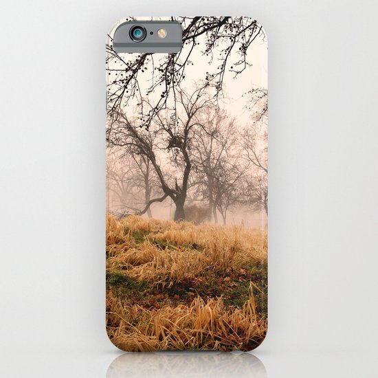 Natural Mystic in the Air iPhone & iPod Case