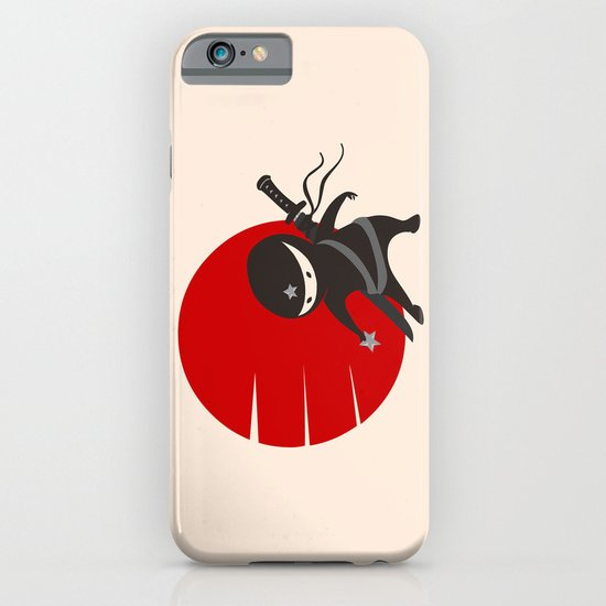 LITTLE NINJA STAR iPhone & iPod Case
