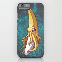 Banana Squid!!! iPhone 6 Slim Case