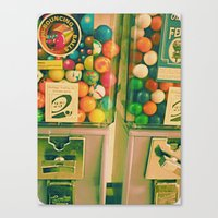 Goody Goody Gumball! Canvas Print