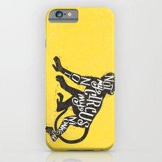 NOT MY CIRCUS iPhone 6 Slim Case