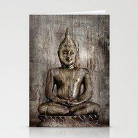 Klassischer Budda Stationery Cards