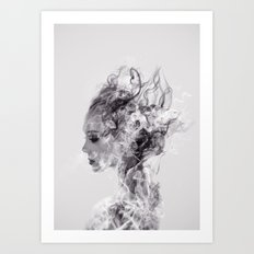 In Another World Art Print