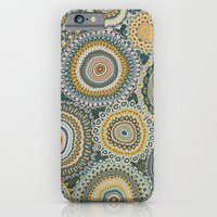 Boho Patchwork-Mineral C… iPhone 6 Slim Case