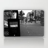 Pedestrians Wait Laptop & iPad Skin
