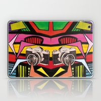 Vintage Camera Collectio… Laptop & iPad Skin
