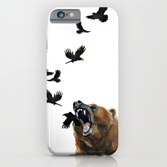 Sacred Outrage iPhone & iPod Case
