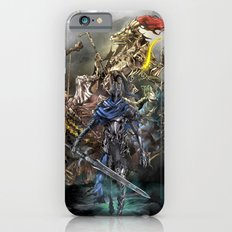 Dark Souls Knights of Gwyn iPhone 6 Slim Case