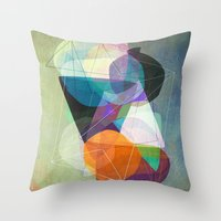 Graphic 117 Z Throw Pillow