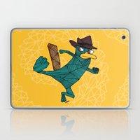 My Perry the Platypus Laptop & iPad Skin