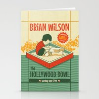 Smile Live at the Hollywood Bowl Stationery Cards