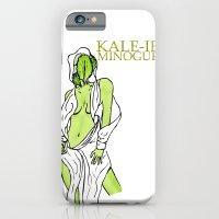 Kale-ie Minogue iPhone 6 Slim Case