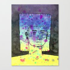 We Are All Made Of Stardust III Canvas Print