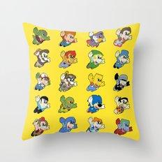 Super Throw Pillow