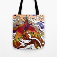 Phoenix Tote Bag