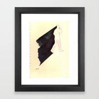MRK Framed Art Print