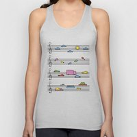 Life In Tune Unisex Tank Top