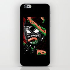 To Catch A Spider iPhone & iPod Skin