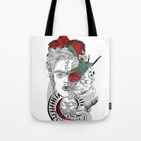 Mother Frida Tote Bag
