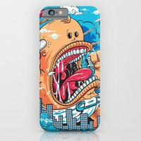 iPhone & iPod Case featuring Momma's Boy by Don Lim