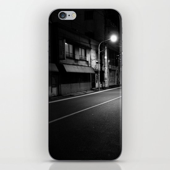 Tokyo Nights iPhone & iPod Skin