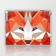 the glaring fox Laptop & iPad Skin