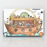 Noah's Ark iPad Case
